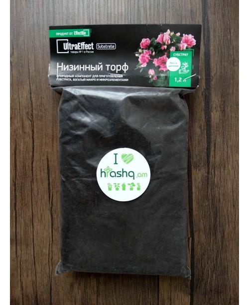 UltraEffect EcoLine Հիմնային տորֆ, 1.2լ