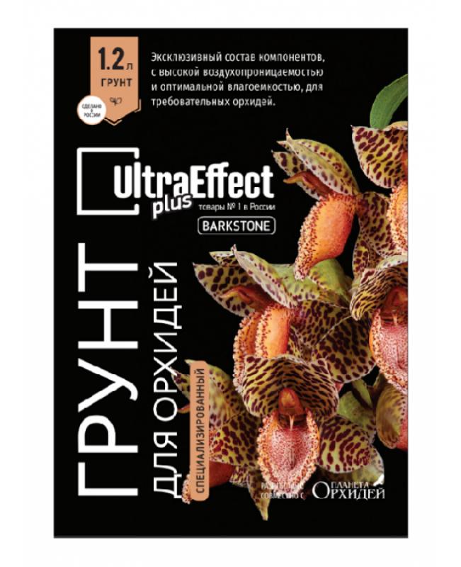 Հողախառնուրդ Խոլորձի Ultra Effect+ Barkstone 1,2լ