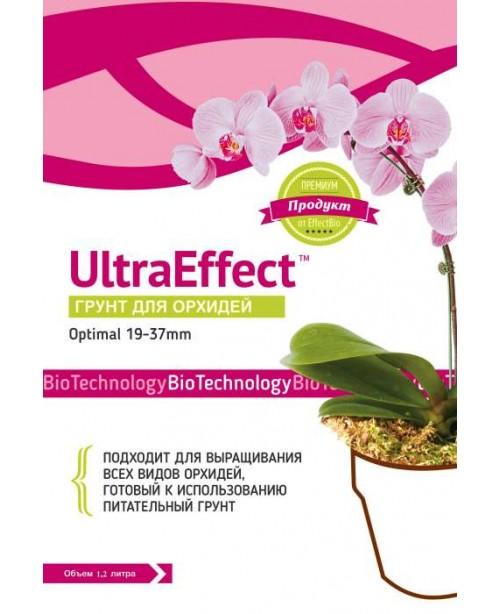 """Հող """"UltraEffect"""" նախատեսված խոլորձ աճեցնելու համար 19-37մմ  2,5լ"""