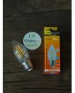 Лампа светодиодная Ecola candle   LED Premium  6,0W  220V E27 2700K 360° filament прозр. нитевидная све�...