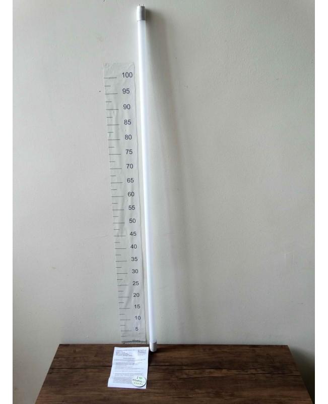 Գծային լուսատու Ecola T8 G13 LED 20,0W 220V 6500K (փայլատ ապակի) 1213x28
