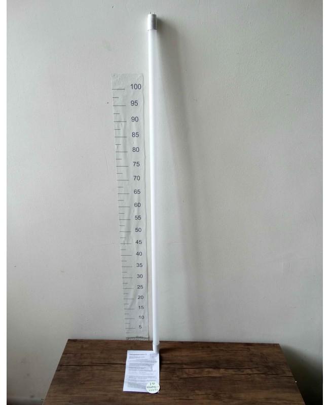 Գծային լուսատու Ecola T8 G13 LED 20,0W 220V 4000K (փայլատ ապակի) 1213x28