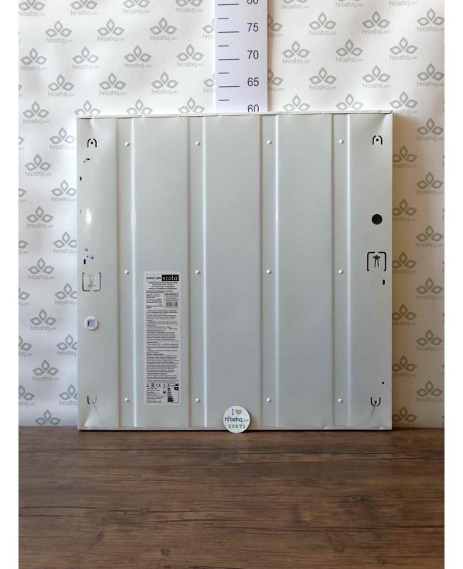 Լեդ Վահանակ Ecola Պրիզմա, կոճով 50W 220V 4200K, 595x595x19