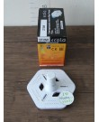 Лампа Ecola High Power LED Premium 27W 220V Руль (6 гр.) E27 4000K 167х151x97