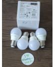 Ecola Light Globe լամպ LED 7,0W G45 220V E27 2700K կոմպոզիտ 82x45
