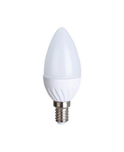 Лампа Ecola Light Candle LED 6,0W 220V E14 4000K свеча 100x37