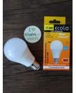 Лампа Ecola Light Classic LED 17W A60 220-240V E27 2700K композит 122x65