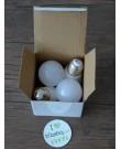Лампа Ecola Light Globe LED 7,0W G45 220V E27 4000K композит 82x45
