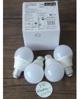 Лампа Ecola Light Classic LED 12,0W A60 220-240V E27 4000K композит 110x60