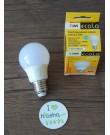 Ecola Light Classic LED լամպ 7,0W A55 220V E27 4000K 100x55