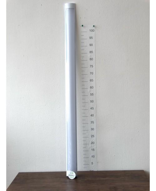 Գծային լուսատու Ecola LED Linear IP20 36W 220V 4200K 1200x75x25