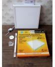 Ecola LED downlight արտաքին քառակուսի դաունլայթ դրայվերով 24W 220V 4200K 285x32