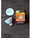Лампа Ecola Light MR16 LED 5,4W 220V GU5.3 4200K матовая 48x50