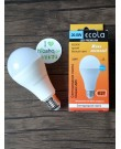 Лампа Ecola Classic LED Premium 20,0W A65 220-240V E27 6500K  (композит) 130x65