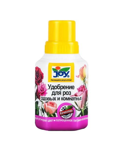 JOY Պարարտանյութ այգու և սենյակային վարդերի համար