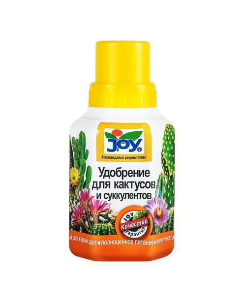 JOY Удобрение для кактусов и суккулентов